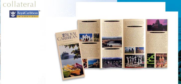 Celebrity Cruises Travel Agent Brochures